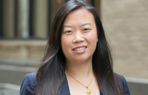 Theresa Hwang is the Director of Marketing in North America